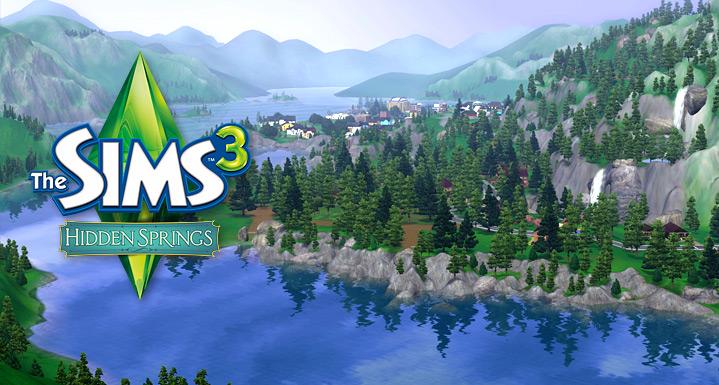 Sims 3 World 2