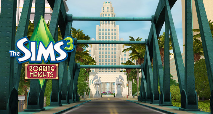 The sims 3 Roaring Heights - Download | RadioSims