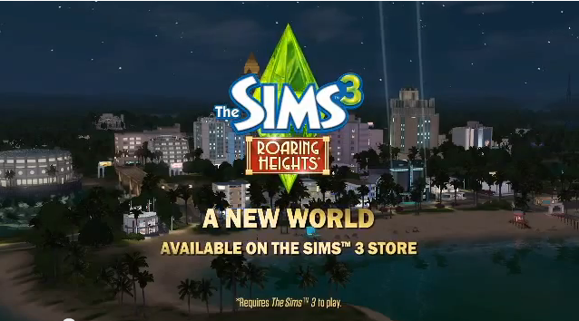 Roaring Heights - Store - The Sims™ 3