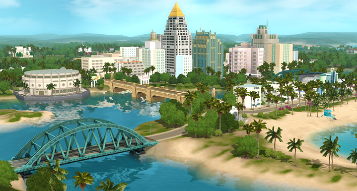 About The Sims 3: Roaring Heights World_ScreenshotWeb_RoaringHeights001