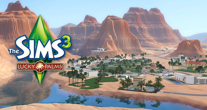 Sims 3 World 5
